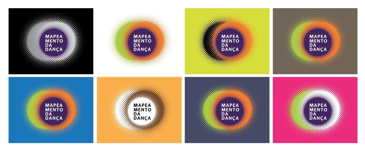 marca mapeamento nacional da danca todas as cores