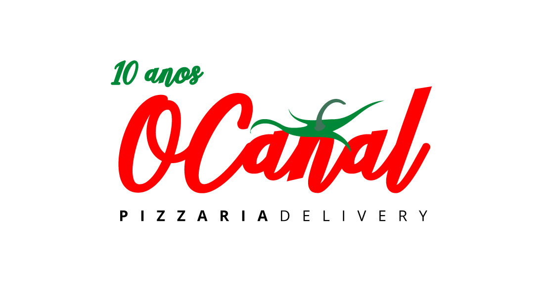 Re-design da marca O Canal Pizzaria